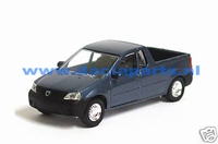 MODEL AUTO DACIA LOGAN PICK UP BLEU MINERAL