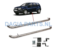 SIDE BARS DACIA DUSTER